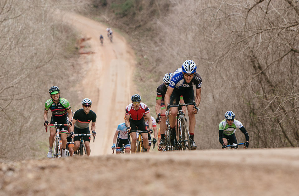 The 2015 Rouge Roubaix Builder Challenge : hill climb