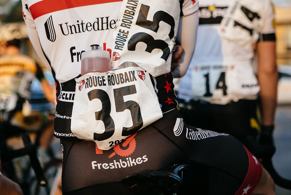 The 2015 Rouge Roubaix Builder Challenge : hydration